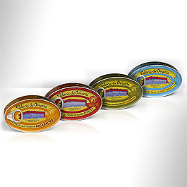 Pack 4 varieties of Tuna