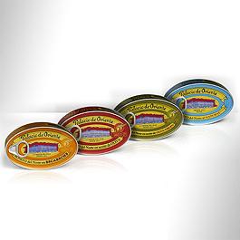 Pack 4 variedades de Bonito del Norte