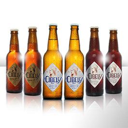 Pack 6 cervezas La Cibeles